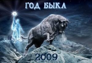 Год быка 2009