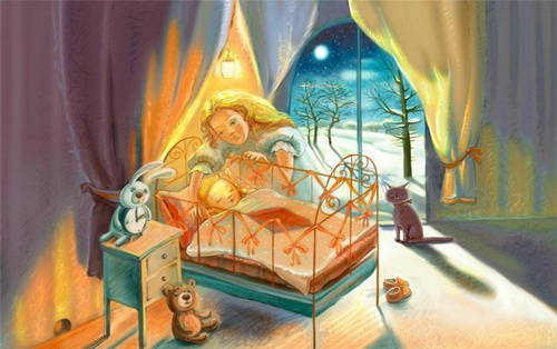 Зімовы сон