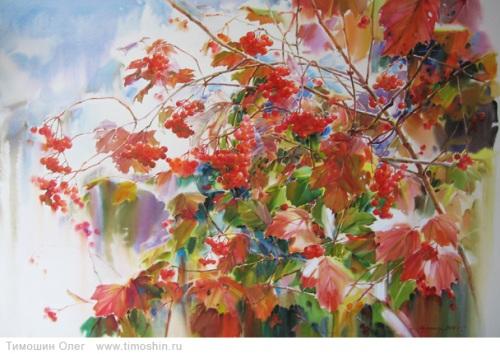 Стихи пра восень на беларускай мове