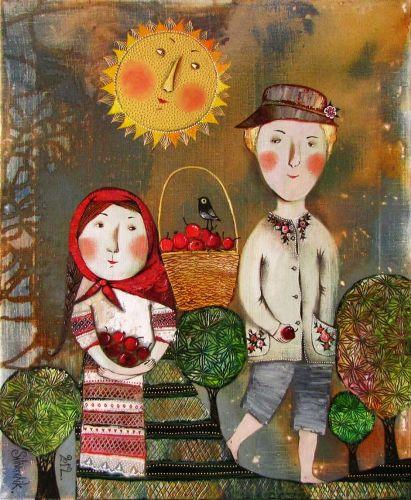 Стихи про животных на белорусском